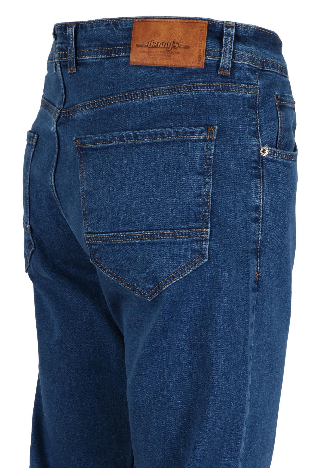 Erkek Battal Kot Pantolon Normal Kesim RAR00463