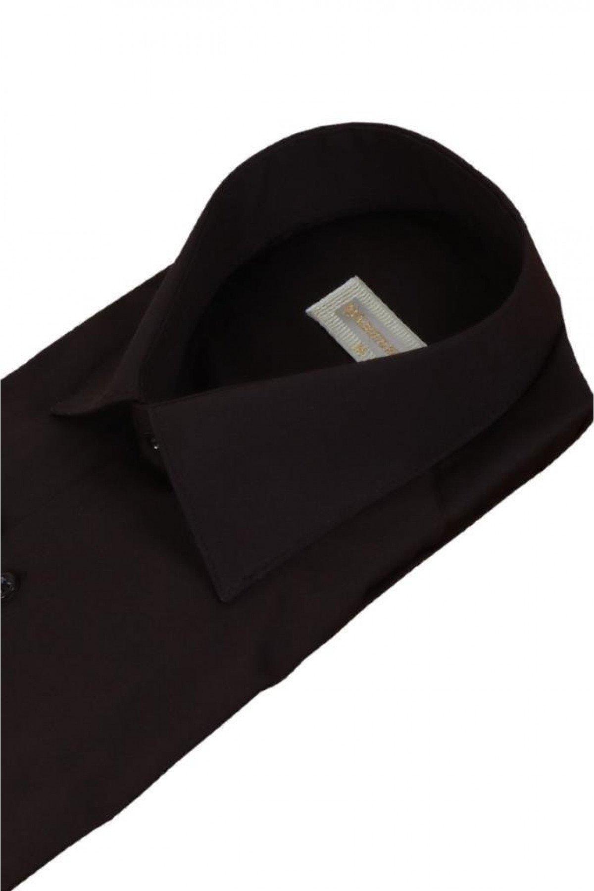 Erkek Gömlek Dar Kesim Uzun Kollu RAR00735